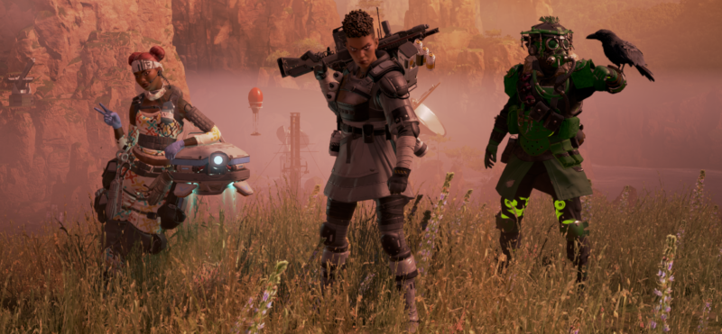 Apex Legends Anthem And Eas Possible February Disaster Ars